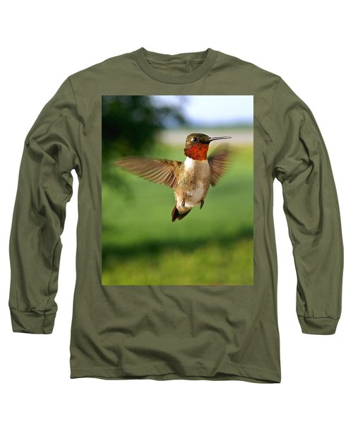 Grand Display Long Sleeve T-Shirt
