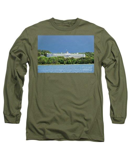 Grand Hotel Long Sleeve T-Shirt