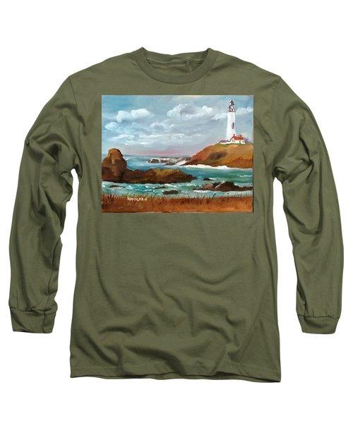 Grand Lighthouse Long Sleeve T-Shirt