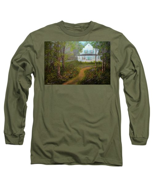 Grandma's House Long Sleeve T-Shirt