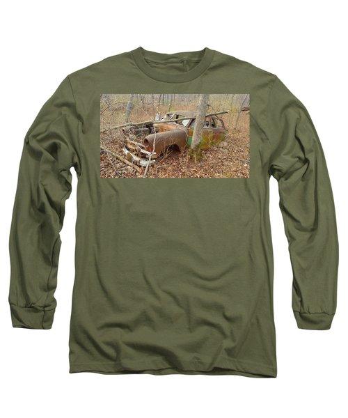 Grandpa's Ford Long Sleeve T-Shirt