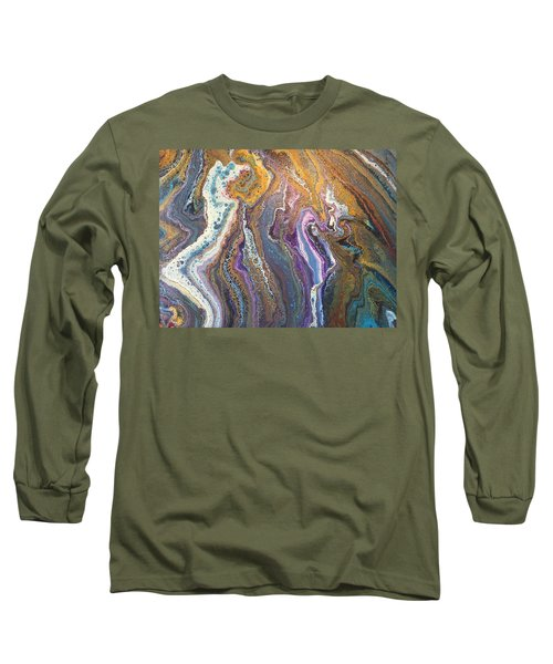 Granite Flow Long Sleeve T-Shirt