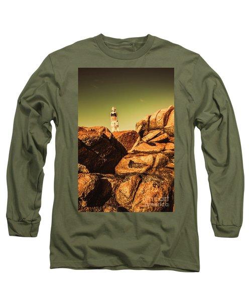 Granville Harbour Dreams Long Sleeve T-Shirt