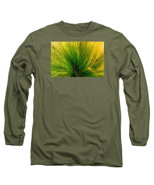 Grass Long Sleeve T-Shirt