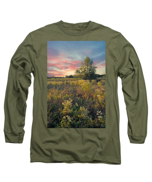Grateful For The Day Long Sleeve T-Shirt