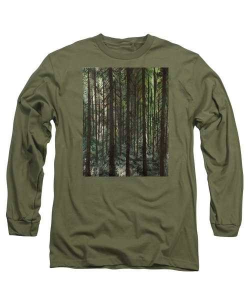 Grave Matters Long Sleeve T-Shirt