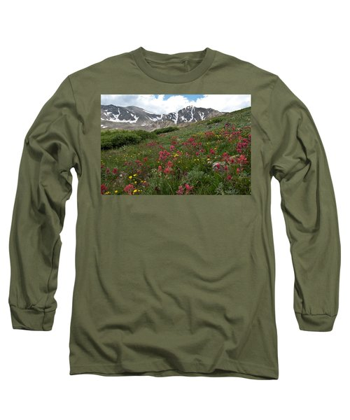 Gray's And Torreys Long Sleeve T-Shirt