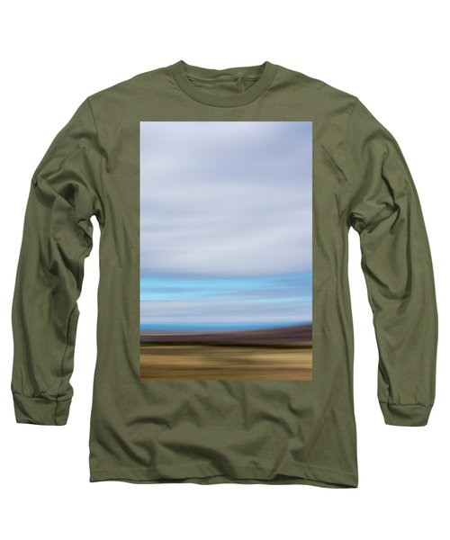 Long Sleeve T-Shirt featuring the photograph Great Sand Dunes-vertical by Shara Weber