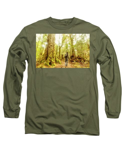 Great Tasmania Short Walks Long Sleeve T-Shirt