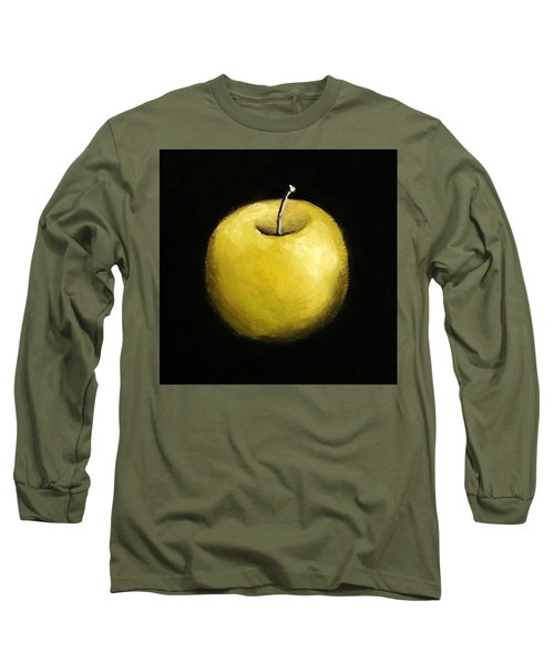 Green Apple Still Life 2.0 Long Sleeve T-Shirt