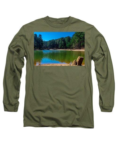 Green Cove Long Sleeve T-Shirt