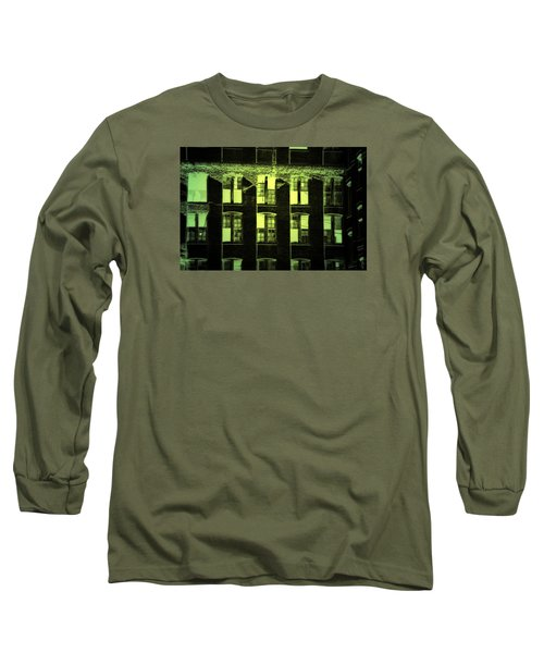 Green Light Long Sleeve T-Shirt