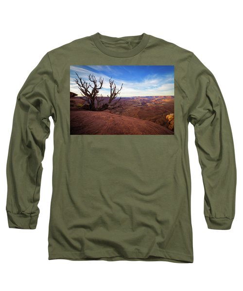 Green River Overlook Long Sleeve T-Shirt