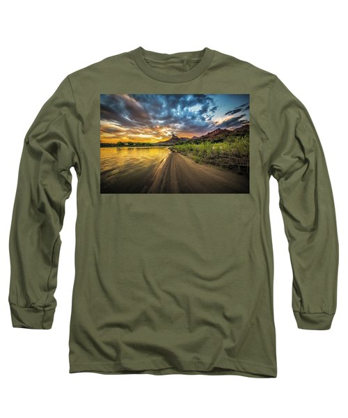 Green River, Utah 2 Long Sleeve T-Shirt