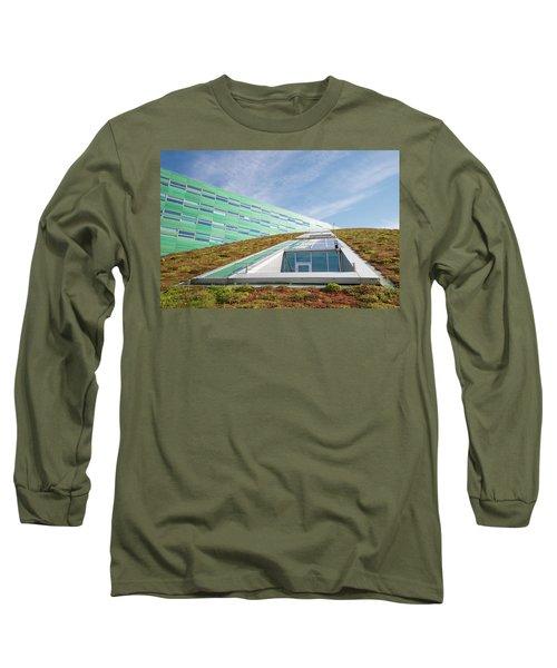 Green Roof Long Sleeve T-Shirt