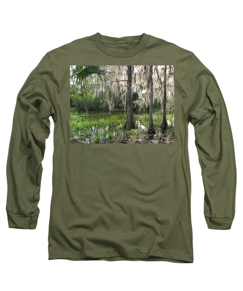 Green Swamp Long Sleeve T-Shirt