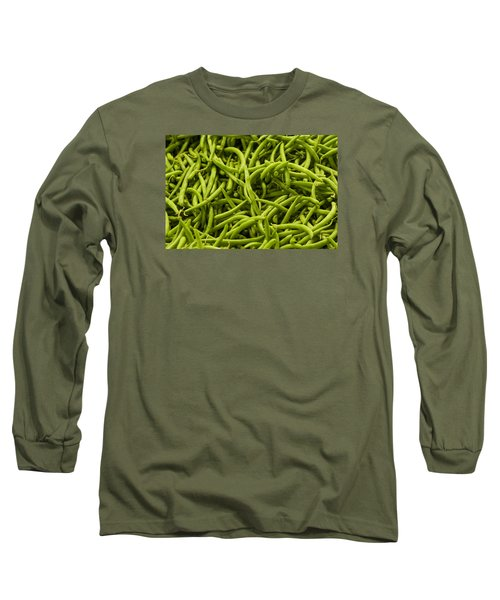 Greenbeans Long Sleeve T-Shirt