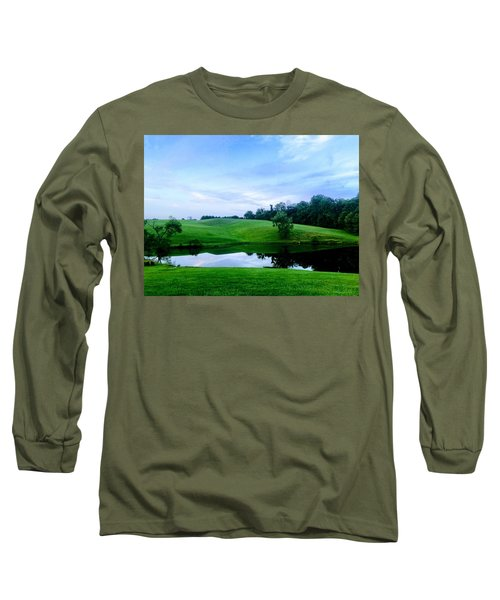 Greener Pastures Long Sleeve T-Shirt