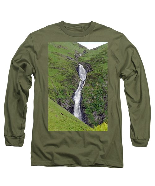 Grey Mare's Tail Long Sleeve T-Shirt