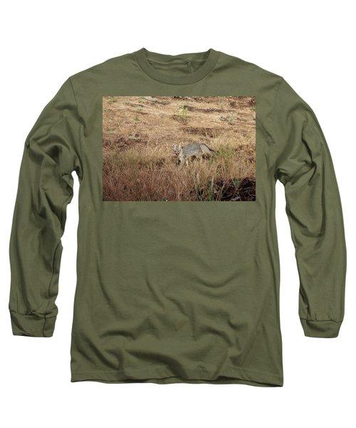 Greyfox1 Long Sleeve T-Shirt