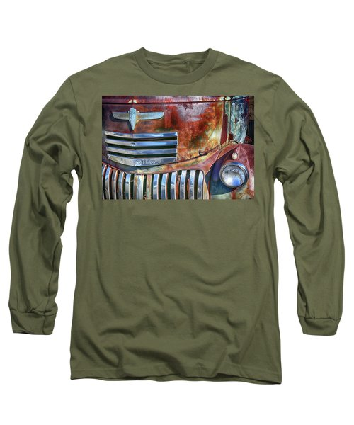 Grilling With Rust Long Sleeve T-Shirt