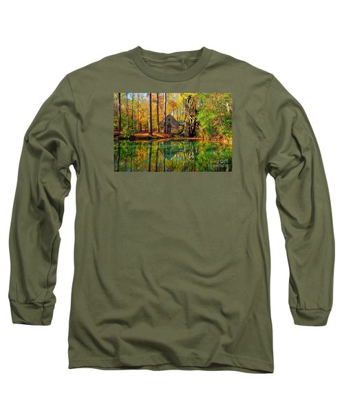 Grist Mill Long Sleeve T-Shirt