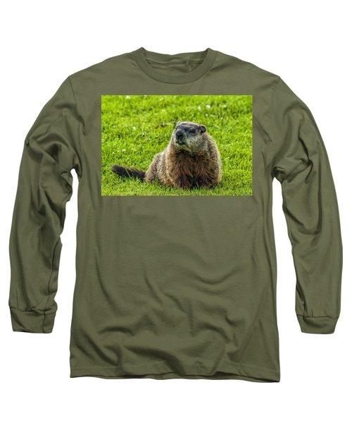Ground Hog Long Sleeve T-Shirt