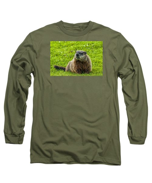 Ground Hog Long Sleeve T-Shirt
