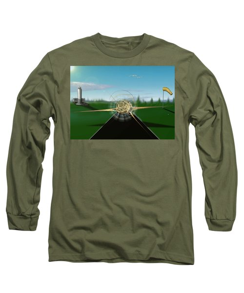 Grounded Long Sleeve T-Shirt