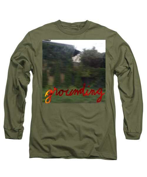 Grounding Long Sleeve T-Shirt