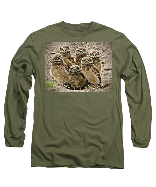 Group Shot Long Sleeve T-Shirt
