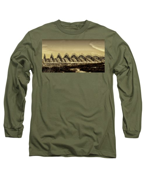 Growing Grapes In Temecula  Long Sleeve T-Shirt