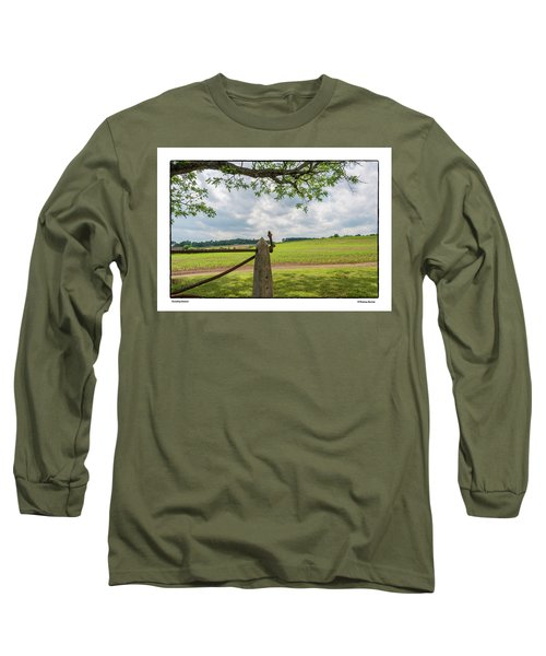 Growing Season Long Sleeve T-Shirt by R Thomas Berner