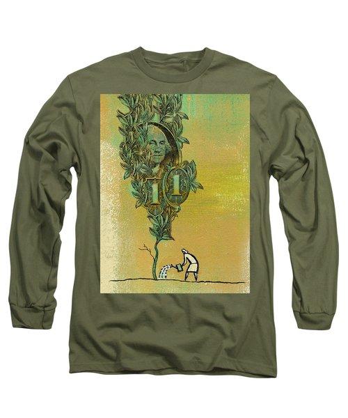 Growing Your Money Long Sleeve T-Shirt