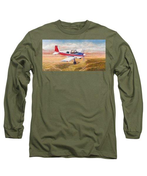 Grumman 1aa-1b  Long Sleeve T-Shirt