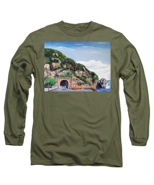 Guajataca Tunnel Long Sleeve T-Shirt