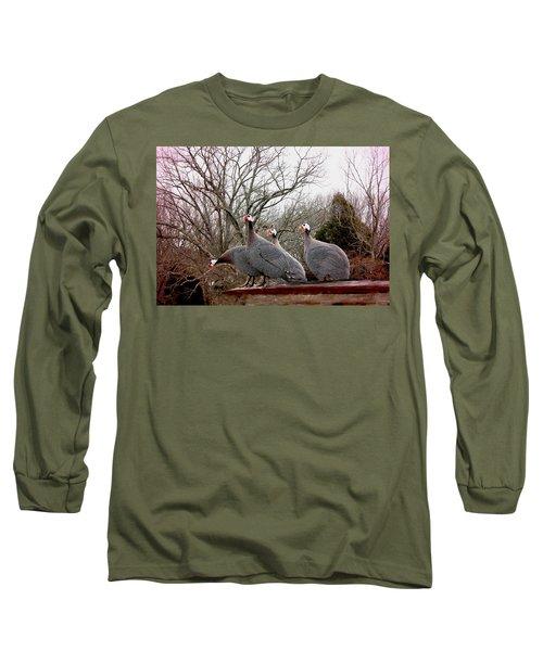 Guinea Foul Long Sleeve T-Shirt