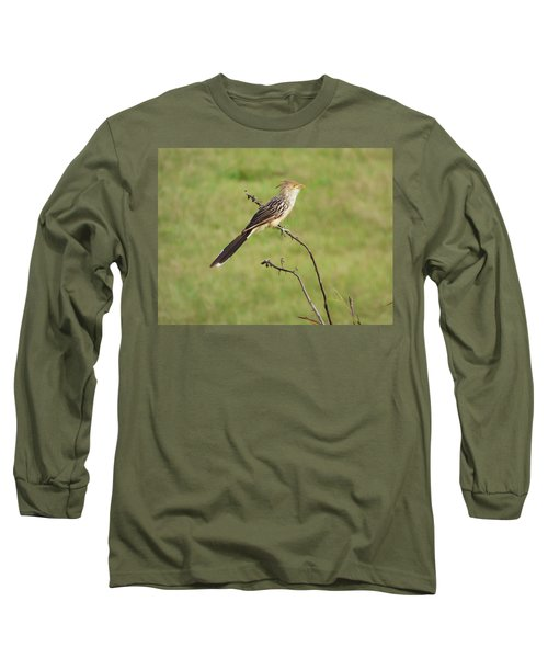 Guira Cuckoo Long Sleeve T-Shirt