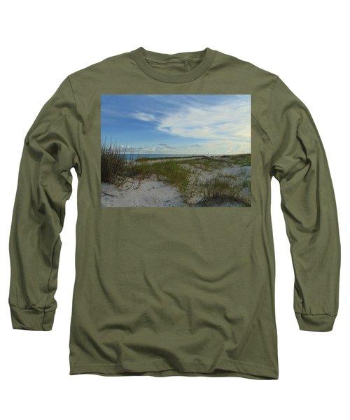Gulf Islands National Seashore Long Sleeve T-Shirt