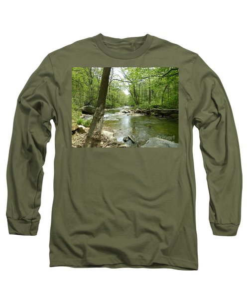 Gunpowder Falls - Ncr Trail Long Sleeve T-Shirt