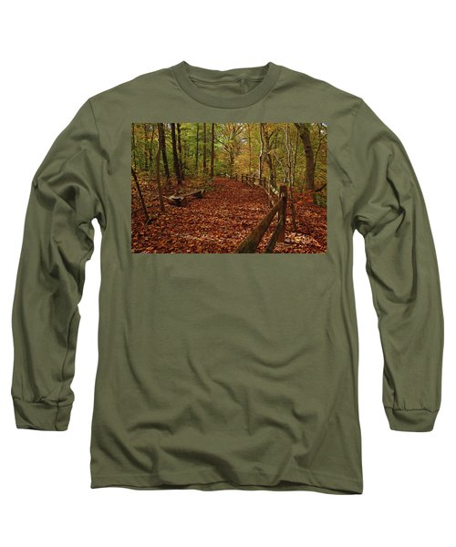 Gunpowder Falls Park Long Sleeve T-Shirt
