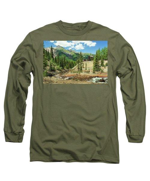 Gustan Mine Long Sleeve T-Shirt