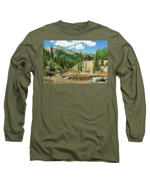 Gustan Mine Long Sleeve T-Shirt