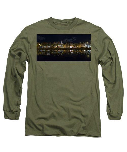 Haarlem Night Long Sleeve T-Shirt