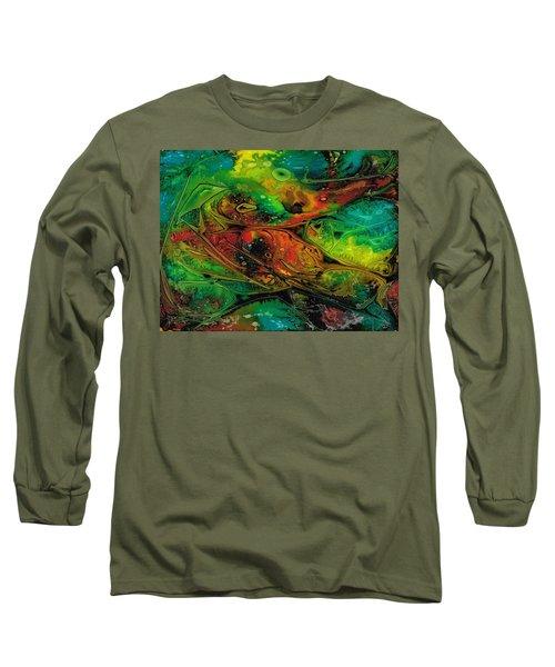 Habitat Paradigm Long Sleeve T-Shirt