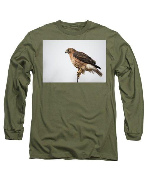 Hal The Hybrid Portrait 2 Long Sleeve T-Shirt