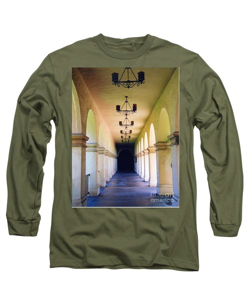 Hallowed Halls Long Sleeve T-Shirt