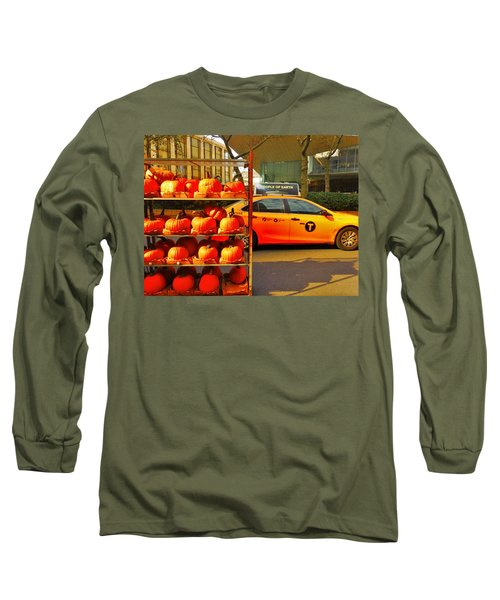 Halloween In New York  Long Sleeve T-Shirt