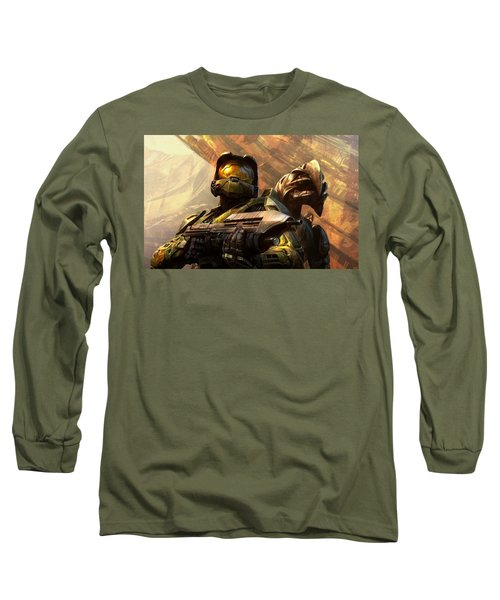 Halo 3 Long Sleeve T-Shirt