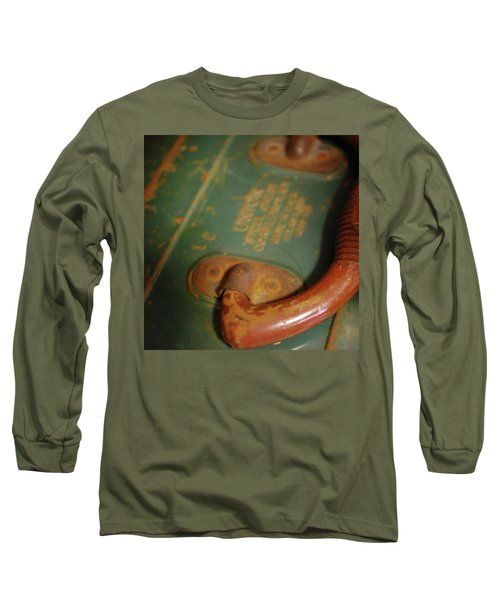 Handle On The Past Long Sleeve T-Shirt